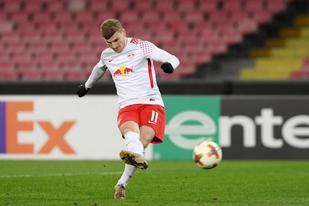 Transfer rumours: Liverpool lead Manchester United in Timo Werner race, Everton target Arsenal's Jack Wilshere