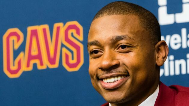 Isaiah Thomas shooting guest spot on 'Law & Order: SVU'