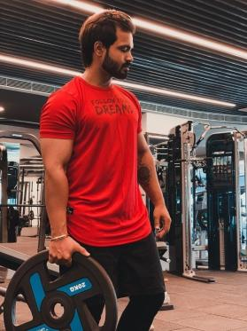 How Arun Sharma created the fitness clothing brand Antum