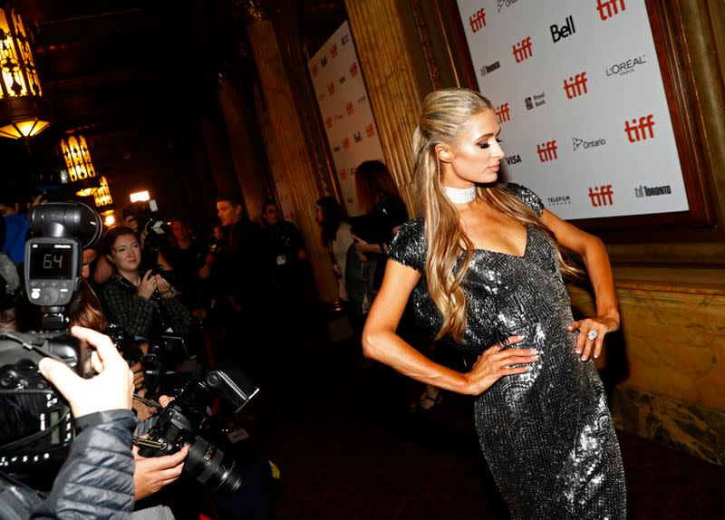 Paris Hilton reveals details of troubled past in documentary