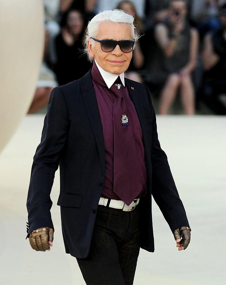 "September 10: Karl Lagerfeld turns 77 Pascal Le Segretain/<a href=""http://www.gettyimages.com/"" target=""new"">GettyImages.com</a> - July 6, 2010"