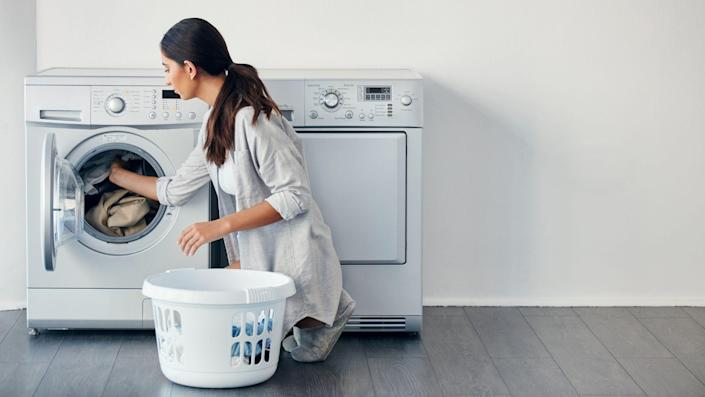 Order the washing machine of your dreams online.