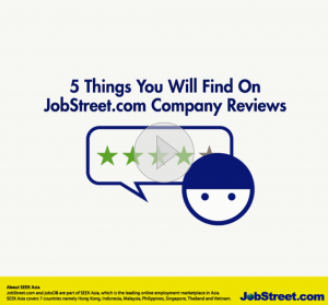 5 things you will find beneficial about jobstreets company reviews screenshot of cr video stopboris Choice Image