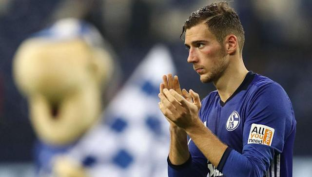 <p>Although still emerging as a young player, many in Germany see Leon Goretzka as their brightest talent. The 22-year-old is incredibly versatile and can operate anywhere in the midfield, but he is most dangerous in an attacking role. </p> <br><p>Often likened to Ozil with his extraordinary vision and close control, Goretzka might just be the perfect replacement, and Wenger knows how to nurture emerging talent.</p> <br><p>However, the Schalke midfielder has been closely linked with Barcelona and Manchester United, so Arsenal may face stiff competition if they wish to sign him.</p>