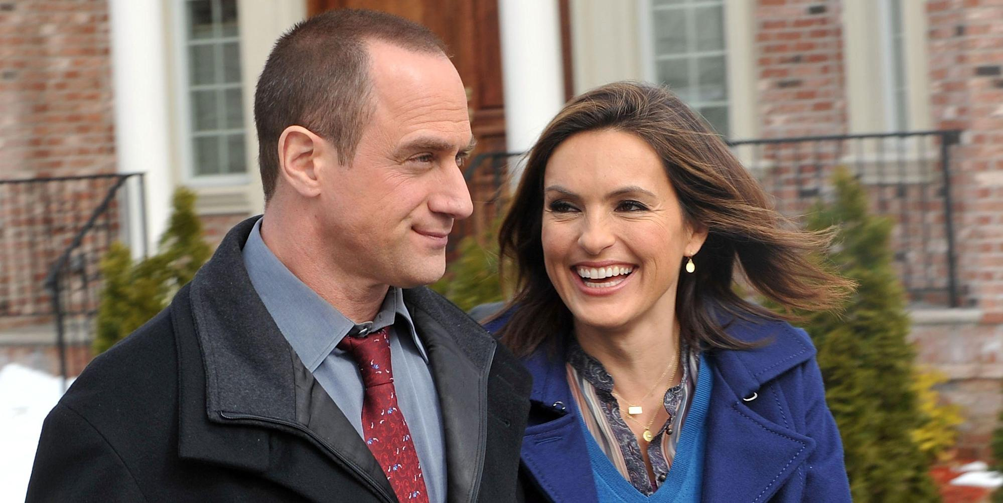 The First Photos of Stablers Return to Law and Order