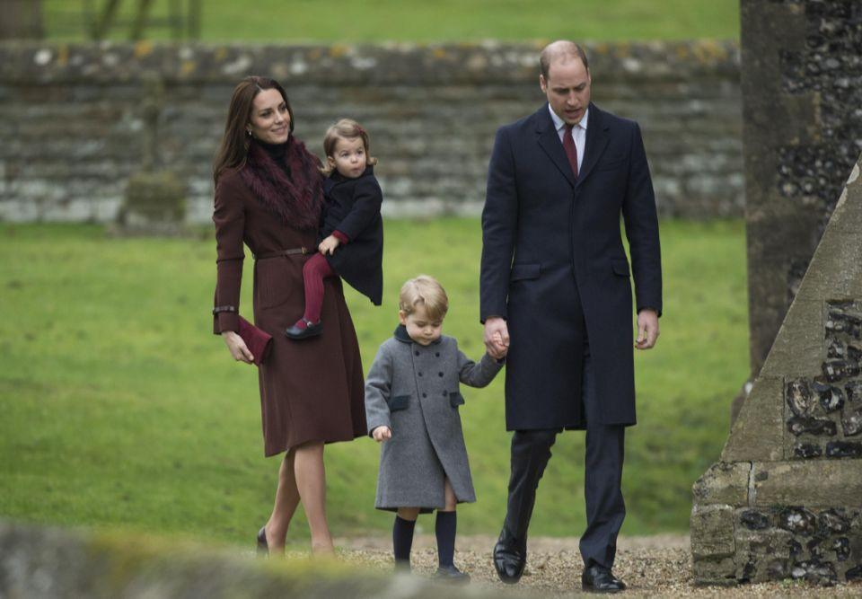 Kate now spends Christmas with the royal family - but wasn't allowed back in 2010 when she was engaged to Prince William. Photo: Getty