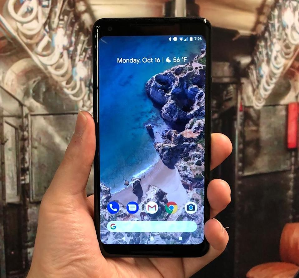 The Pixel 2 XL is the best representation of Google's Android you can buy.