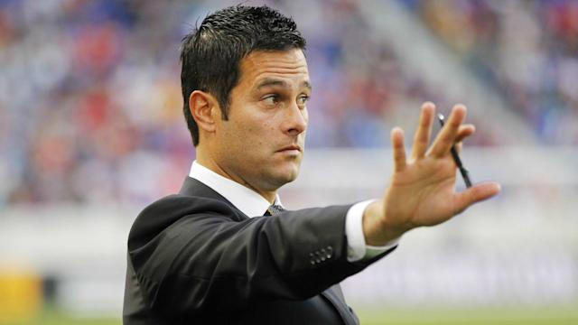The former New York Red Bulls boss will return to MLS management after a brief stint in charge of RSL's second-tier affiliate.