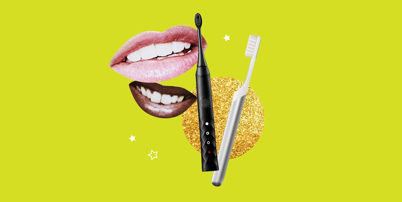 "<p>There's nothing even remotely fun about buying a <a href=""https://www.cosmopolitan.com/style-beauty/beauty/g25291690/best-electronic-toothbrush/"" target=""_blank"">toothbrush</a>—especially if your purchase requires a trip to the drugstore (human interaction? No thanks). And while, sure, places like Amazon make it easy to re-order toothbrush heads or batteries to your front door, unless you're an impeccable planner, you probably won't be able to wait the two days until your order arrives. That's why I've become pretty obsessed with toothbrush subscription services—not only do they save me from the massive time suck that is going to the drugstore, but they also get me my refills <em>exactly</em> when I need them. Ahead, I rounded up the five best toothbrush subscriptions to get you on my level, including a suuuuper <a href=""https://www.getquip.com/store"" target=""_blank"">affordable option</a>, a <a href=""https://goodwell.co/products/bamboo"" target=""_blank"">sustainable alternative</a>, and more.<em></em></p>"