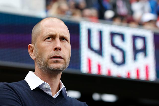 Where does the USMNT player pool stack up at the moment under Gregg Berhalter? Here's a position-by-position look. (Getty)