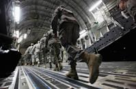 US Acting Defense Secretary Chris Miller said around 500 more troops would come back from Iraq by January 15, leaving 2,500 stationed there