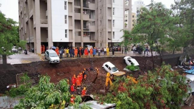 At least 15 people died on June 29 after a 60-ft-wall wall of a residential complex collapsed near talab masjid in Pune's Kondhwa area.