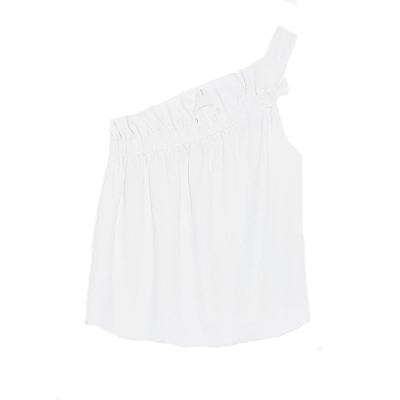 """<p><a href=""""https://www.zara.com/us/en/sale/woman/t-shirts/view-all/asymmetric-ruffled-top-c732027p4673006.html"""" rel=""""nofollow noopener"""" target=""""_blank"""" data-ylk=""""slk:Asymmetric Ruffled Top,"""" class=""""link rapid-noclick-resp"""">Asymmetric Ruffled Top,</a> <span><span>$23</span> $16</span></p> <p> <strong>Related Articles</strong> <ul> <li><a href=""""http://thezoereport.com/fashion/style-tips/box-of-style-ways-to-wear-cape-trend/?utm_source=yahoo&utm_medium=syndication"""" rel=""""nofollow noopener"""" target=""""_blank"""" data-ylk=""""slk:The Key Styling Piece Your Wardrobe Needs"""" class=""""link rapid-noclick-resp"""">The Key Styling Piece Your Wardrobe Needs</a></li><li><a href=""""http://thezoereport.com/entertainment/celebrities/meghan-markle-meet-the-markles-reality-show/?utm_source=yahoo&utm_medium=syndication"""" rel=""""nofollow noopener"""" target=""""_blank"""" data-ylk=""""slk:Meghan Markle Is About To Be The Subject Of A New Reality TV Show"""" class=""""link rapid-noclick-resp"""">Meghan Markle Is About To Be The Subject Of A New Reality TV Show</a></li><li><a href=""""http://thezoereport.com/living/wellness/chocolate-avocado-pudding-recipe-bon-appetit/?utm_source=yahoo&utm_medium=syndication"""" rel=""""nofollow noopener"""" target=""""_blank"""" data-ylk=""""slk:If You Love Avocados And Chocolate, You Need To Try This Easy Recipe"""" class=""""link rapid-noclick-resp"""">If You Love Avocados And Chocolate, You Need To Try This Easy Recipe</a></li> </ul> </p>"""
