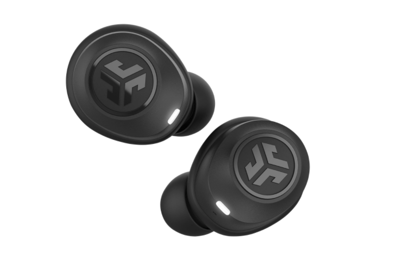 JLab JBuds Air In-Ear Sound Isolating Truly Wireless Headphones. Image via Best Buy.