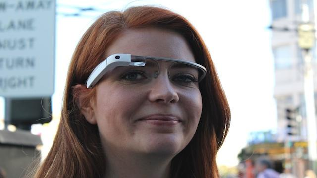 Google Glasses Designer Gives Us An Up Close Look