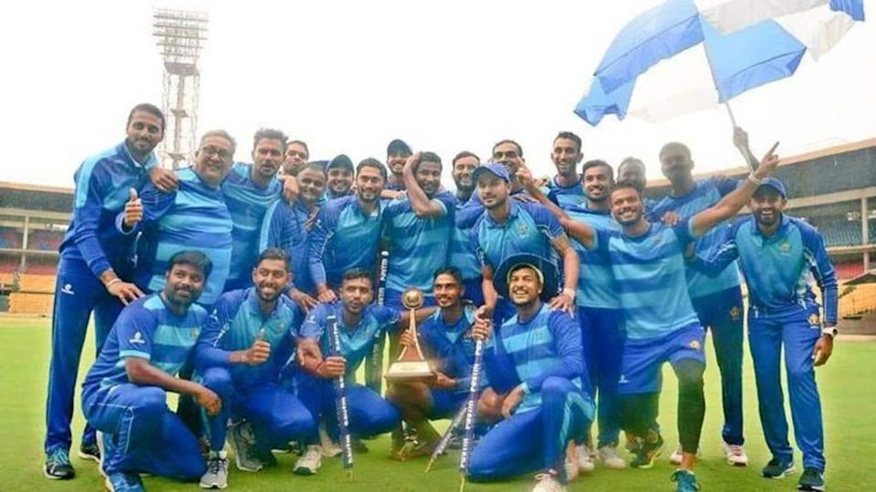 Vijay Hazare Trophy to take place from February 20-March 14