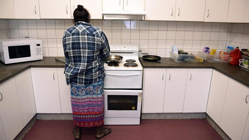 ALICE SPRINGS WOMENS SHELTER FEATURE