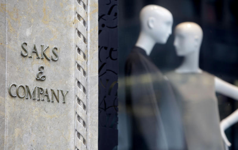 Hudson's Bay buying Saks for about $2.4 billion