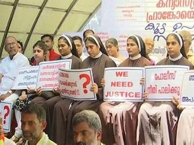 Influenced by 'rationalists', Kerala nun is angry as blackmailing Church didn't work, claims pro-Bishop Mulakkal group in 'internal' report