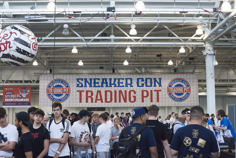 Sneaker Con's New App Has It All for Buyers and Sellers of