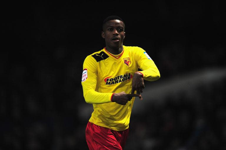 Nathaniel Chalobah signs for Watford after midfielder rejects Chelsea offer of new contract