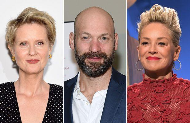 """Ryan Murphy has announced 10 actors who will star in his upcoming Netflix drama """"Ratched,"""" including Judy Davis, Cynthia Nixon, Sharon Stone and Corey Stoll. Also joining the cast of the """"One Flew Over the Cuckoo's Nest"""" prequel series, which will star Sarah Paulson in the titular role, are Jon Jon Briones, Charlie Carver, Harriet Harris, Hunter Parrish, Amanda Plummer and Finn Wittrock. """"'Ratched' on Netflix starts shooting in a couple weeks,"""" Murphy wrote in a post on Instagram on Monday. """"On behalf of myself and Ms. Sarah Catharine Paulson who plays the title role and is also a big fancy producer on it, we are thrilled to announce our amazing cast…a true murderers' row of talent. So many of these actors are supremely talented folks who Sarah and I have both longed to work with."""" Also Read: Ryan Murphy's Nurse Ratched Series With Sarah Paulson Lands at Netflix He continued, """"More to come, but come on…Sarah, Cynthia, Judy, Amanda and Sharon, all doing scenes together? I cannot WAIT."""" View this post on Instagram """"RATCHED"""" on Netflix starts shooting in a couple weeks. On behalf of myself and Ms. Sarah Catharine Paulson who plays the title role and is also a big fancy producer on it, we are thrilled to announce our amazing cast…a true murderers' row of talent. So many of these actors are supremely talented folks who Sarah and I have both longed to work with. The Ratched Principal Players, in alphabetical order: JON JON BRIONES, CHARLIE CARVER, JUDY DAVIS, HARRIET HARRIS, CYNTHIA NIXON, HUNTER PARRISH, AMANDA PLUMMER, COREY STOLL, SHARON STONE AND FINN WITTROCK. More to come, but come on…Sarah, Cynthia, Judy, Amanda and Sharon, all doing scenes together? I cannot WAIT. A post shared by Ryan Murphy (@mrrpmurphy) on Jan 14, 2019 at 2:34pm PST """"Ratched"""" is set in the 1940s and centers on the professional beginnings for a young version of the villainous Nurse Ratched, who originated in the 1962 Ken Kesey novel, """"One Flew Over the Cuckoo's Nest."""" Also Read: From Ryan Murphy"""