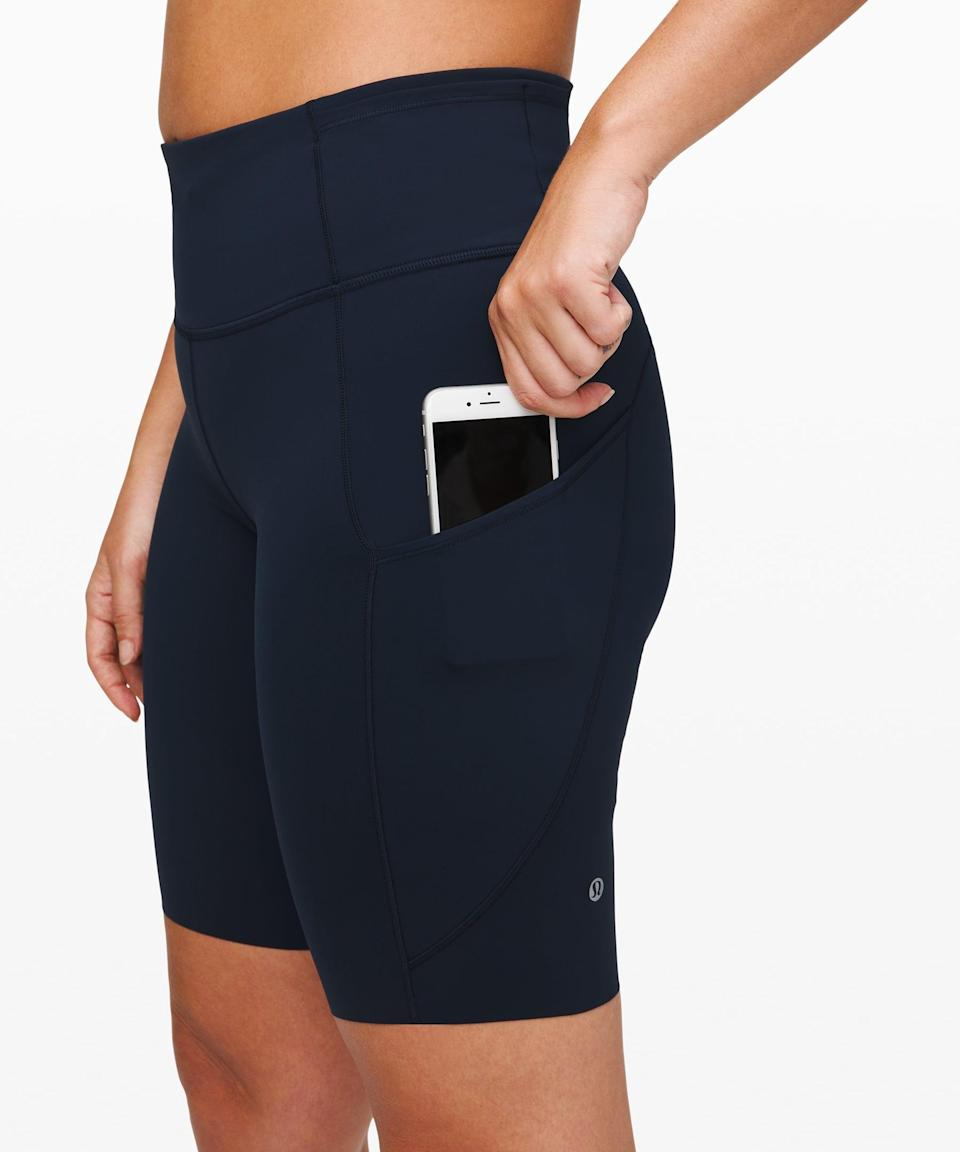 <p>These <span>lululemon Fast And Free Shorts</span> ($68) look crisp and modern.</p>