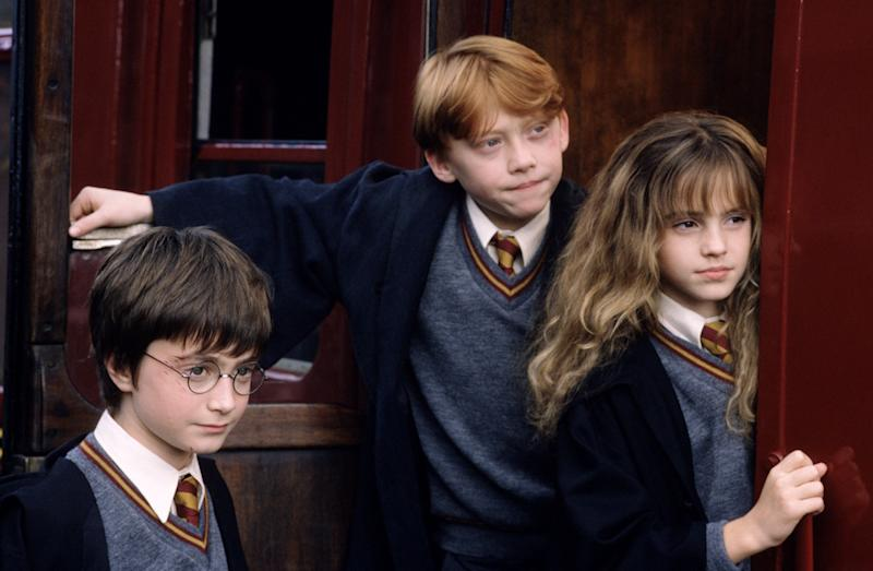 Harry Potter producers knew they had their cast in this one moment and it's magical