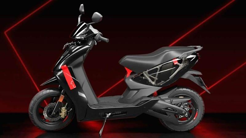 Limited-edition Ather Series 1 e-scooter unveiled