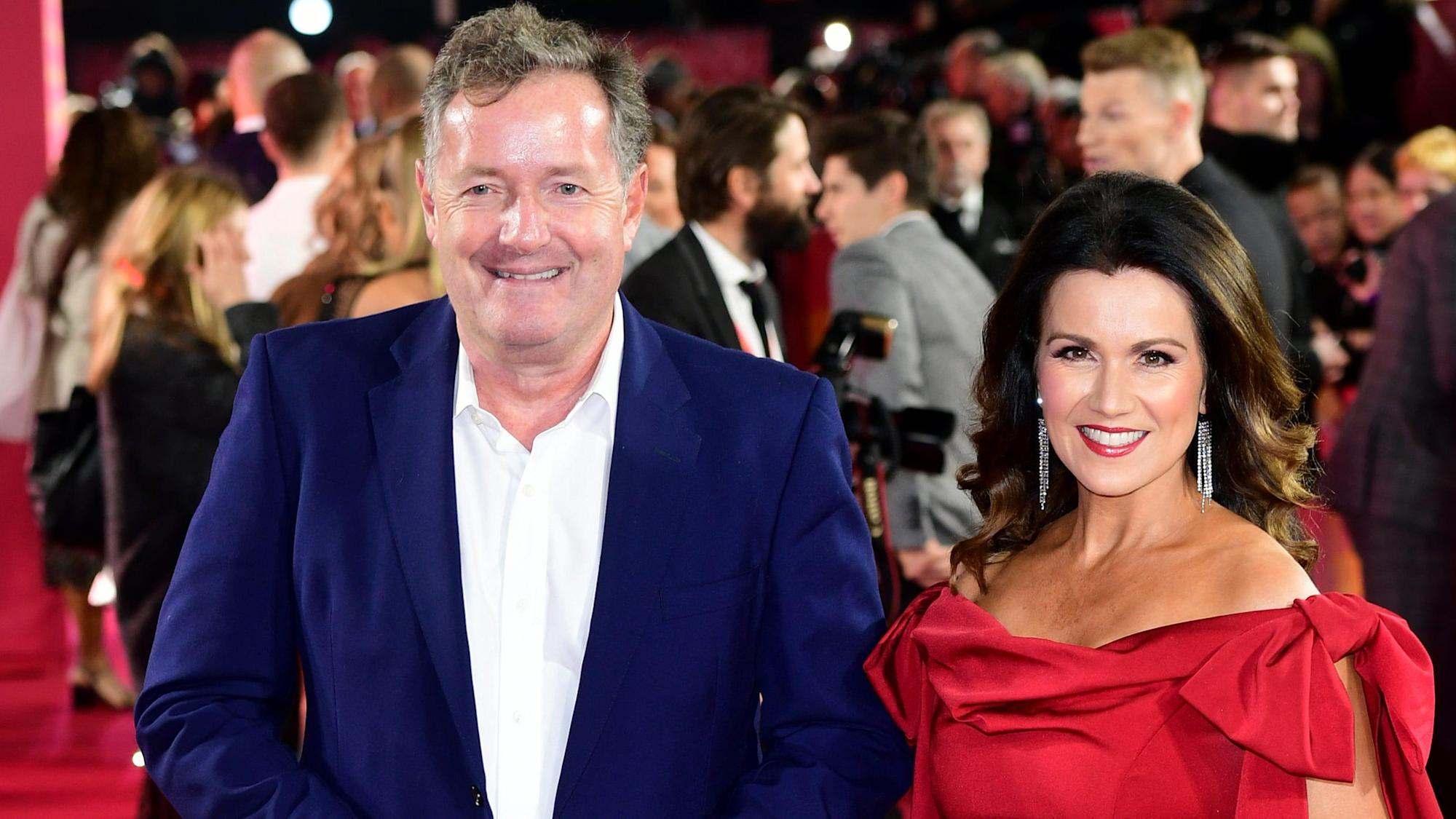 Shouty or Pouty? Piers Morgan and Susanna Reid given Mr Men alter egos