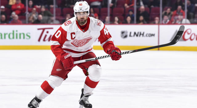 Henrik Zetterberg will not be ready for the start of the 2018-19 NHL season. (Photo by Minas Panagiotakis/Getty Images)