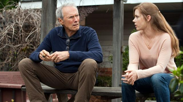 Amy Adams on 'Challenge' of Clint Eastwood