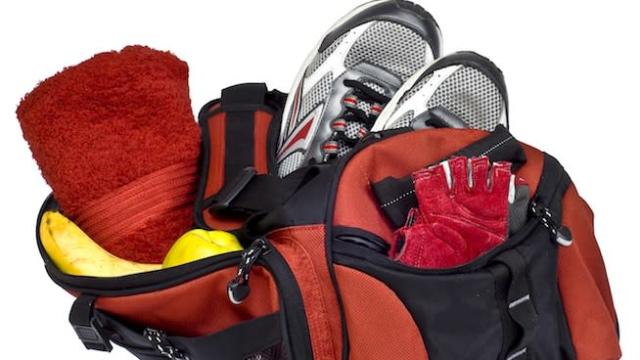 12 Must Have Items In The Athlete's Gym Bag