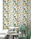 <p>This <span>Removable Wallpaper</span> ($2 and up) will add some cheer to your living room.</p>