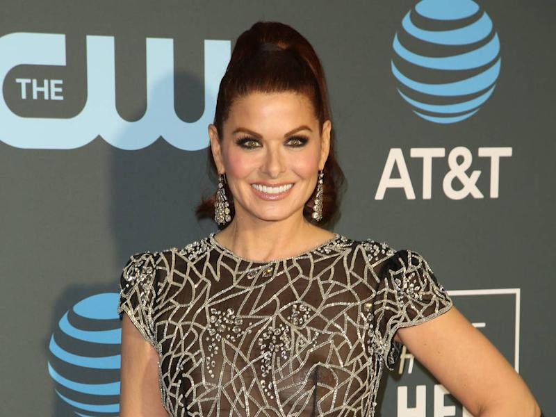 Debra Messing to play President Trump on stage