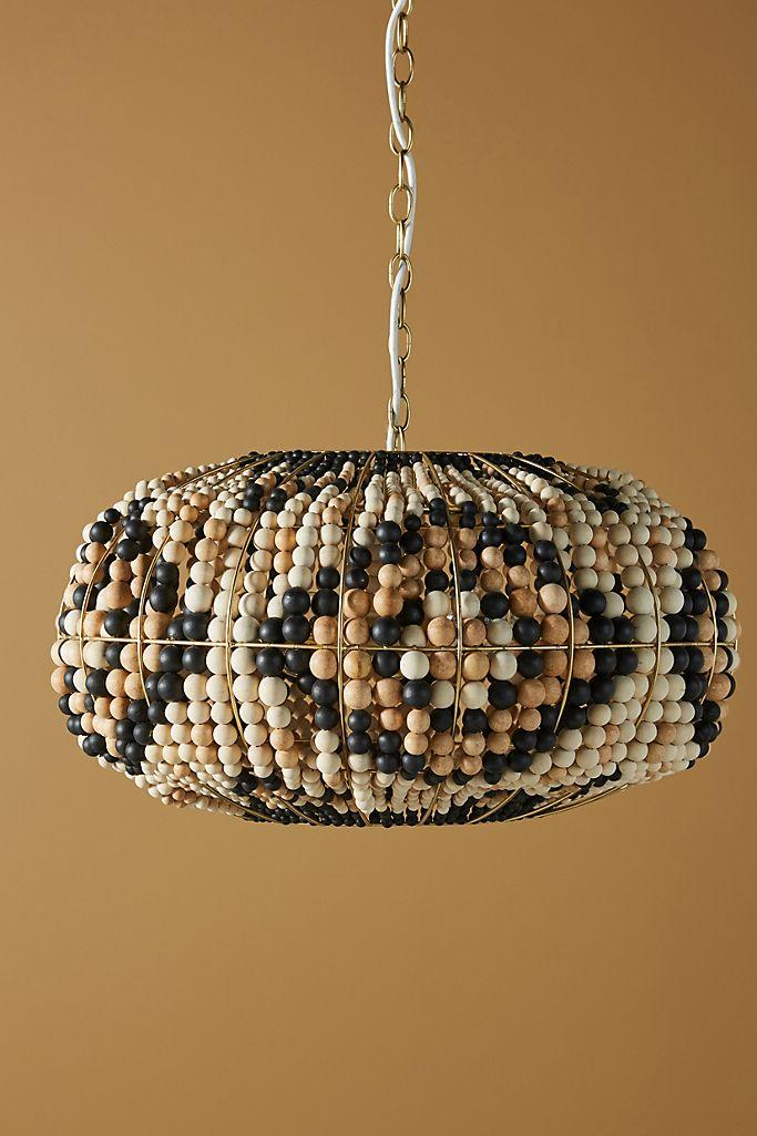 Kali Beaded Ceiling Light (Anthropologie)