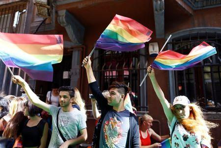 Istanbul bans gay and transgender pride march for second year