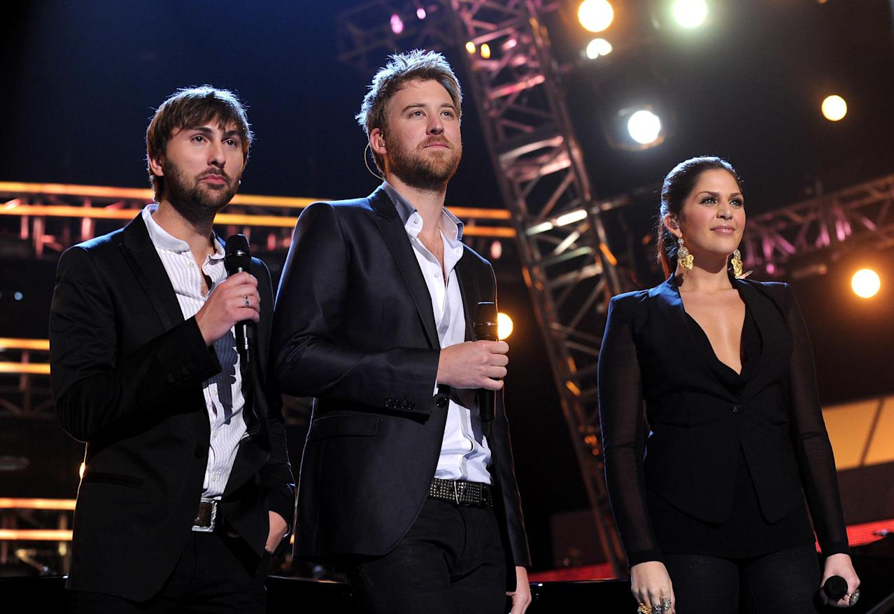 Lady Antebellum changes name due to associations with slavery
