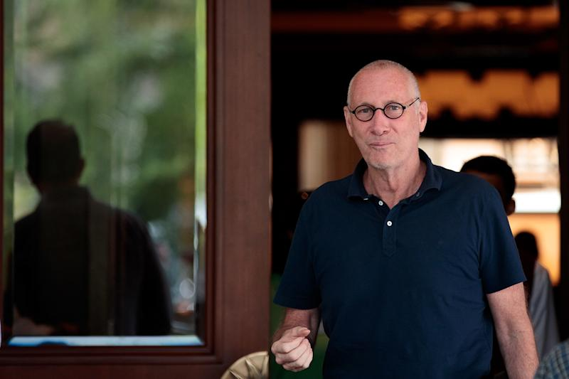 John Skipper, president of ESPN Inc. (Drew Angerer/Getty Images)