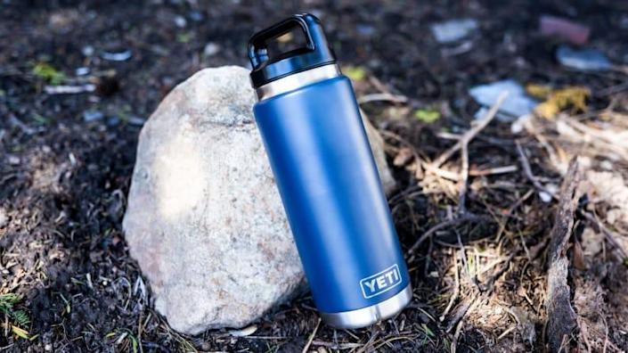 Best gifts for husbands 2020: Yeti Rambler Water Bottle