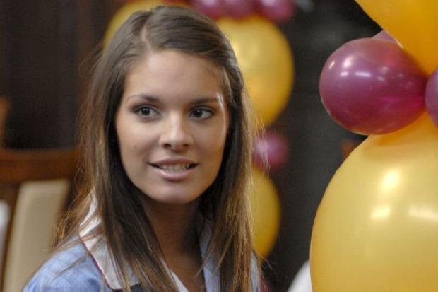 Caitlin rose to fame on Neighbours.  Photo: Seven