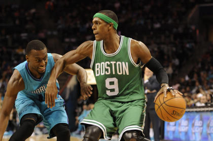 Rajon Rondo, 28, will be a free agent in July. (USAT)