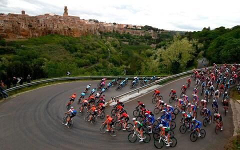 Stage four - Credit: Luk Benies/Getty Images
