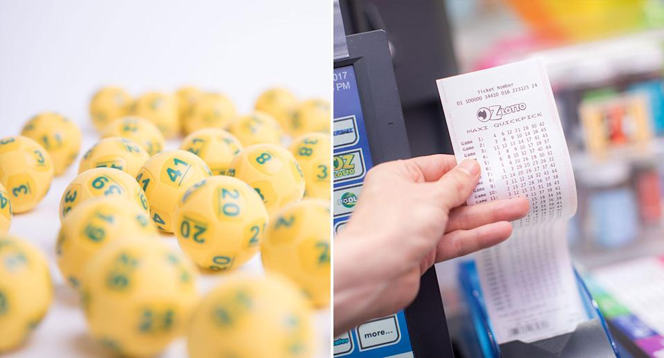 The numbers are in for Oz Lotto's huge $20 million draw. Source: The Lott