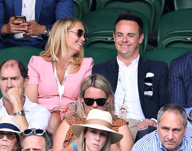 ant-anne-marie-laughing-wimbledon