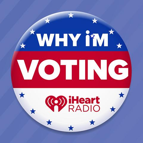 "iHeartMedia Launches ""Why I'm Voting"" to Encourage Americans to Share Their Reasons for Voting in Local, State and National Elections on November 3"