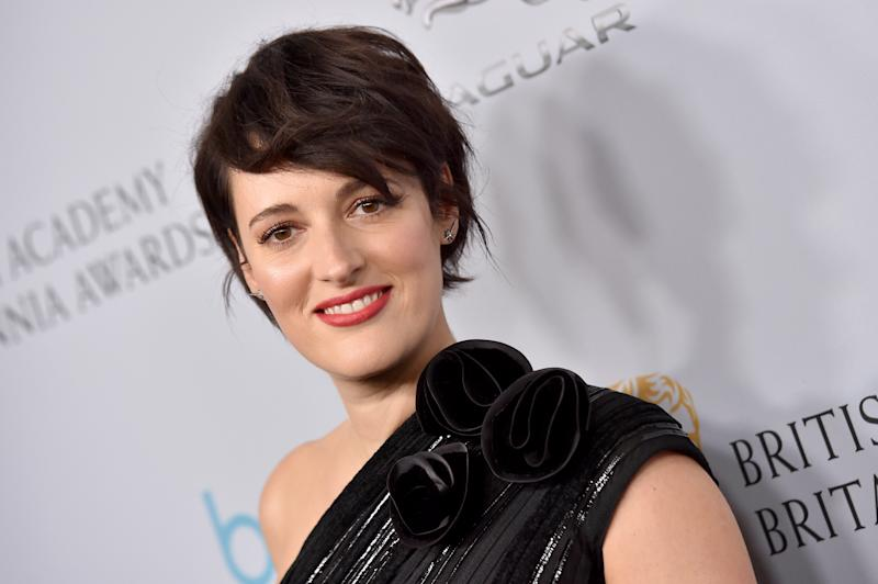 BEVERLY HILLS, CALIFORNIA - OCTOBER 25: Phoebe Waller-Bridge attends the 2019 British Academy Britannia Awards presented by American Airlines and Jaguar Land Rover at The Beverly Hilton Hotel on October 25, 2019 in Beverly Hills, California. (Photo by Axelle/Bauer-Griffin/FilmMagic)