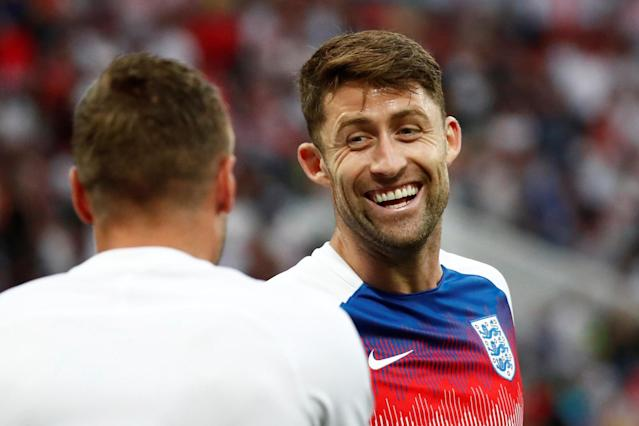 Cahill earned the last of his 61 England caps against Belgium at the World Cup.