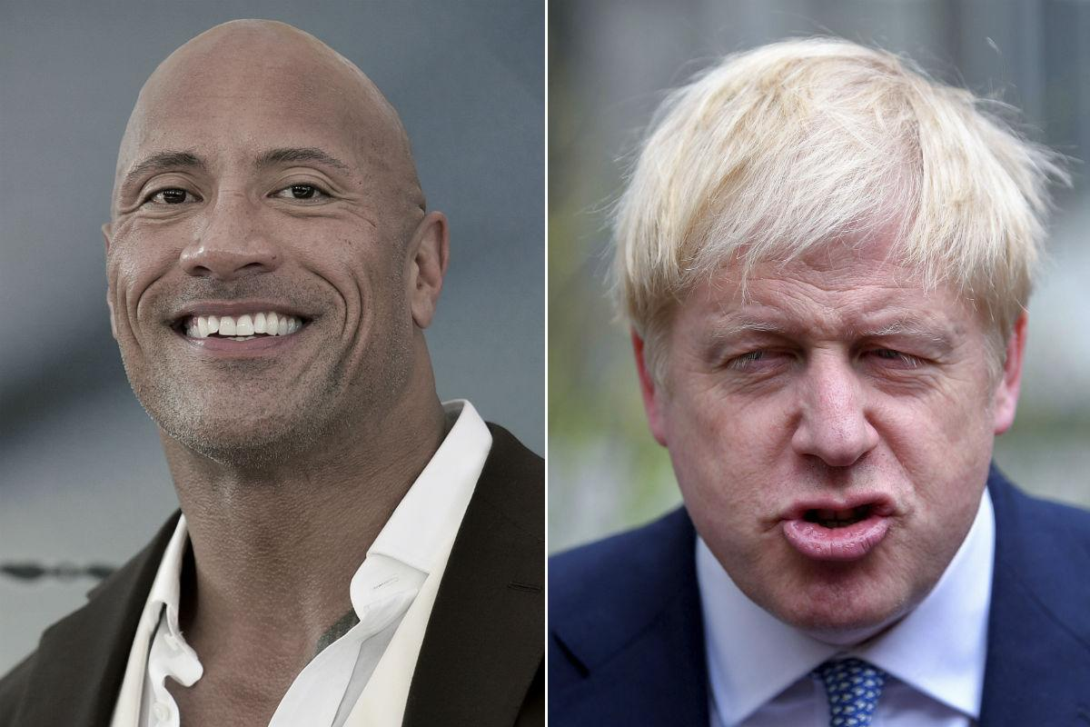 Johnson and Johnson (Credit: AP)