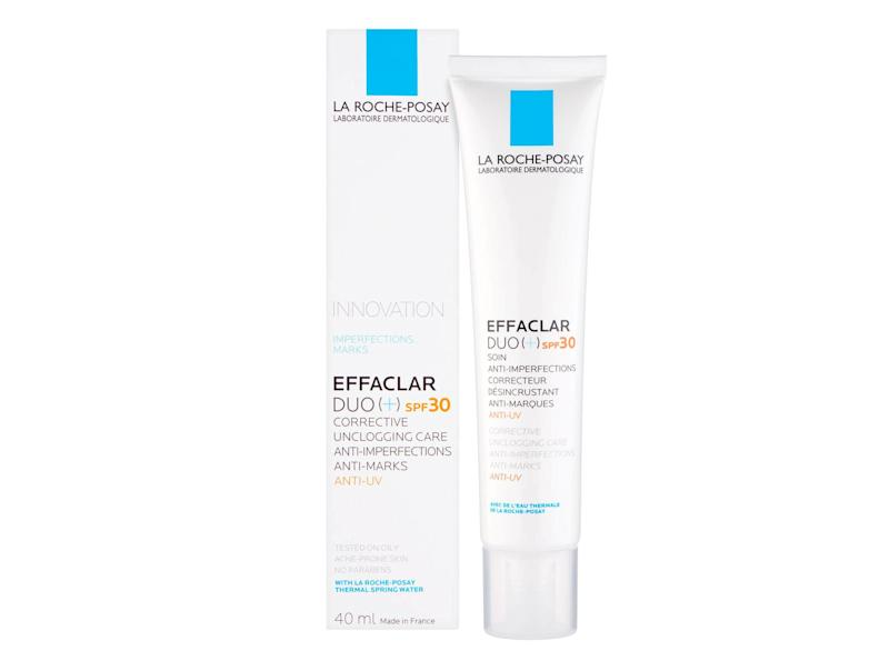 Applying this moisturiser morning and night will reduce inflammation, redness and irritated skin (Boots)